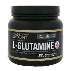 California Gold Nutrition L-Glutamine 454 грамм