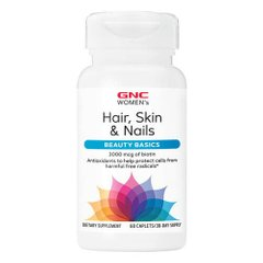 GNC Women's Hair, Skin & Nails 60 таб
