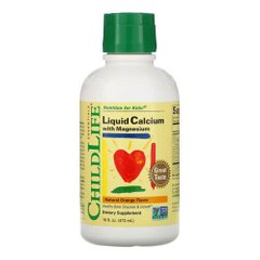ChildLife Liquid Calcium with Magnesium 474 мл