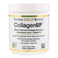 California Gold Nutrition Collagenup 5000 464 грамм