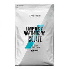 Impact Whey Isolate 1000 грам, Шоколад-Банан