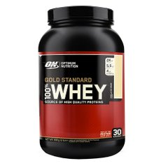 ON 100% Whey Gold Standard 907 грам, Ваніль