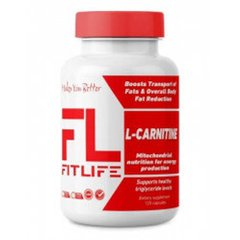 FitLife L-Carnitine 120 капсул