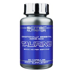 Scitec Taurine 90 капсул