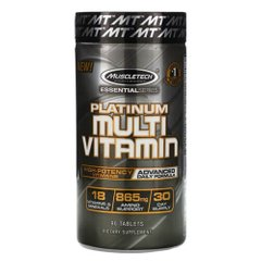 Muscletech Platinum Multi Vitamin 90 таб
