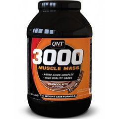 QNT 3000 Muscle Mass 1300 грамм, Шоколад