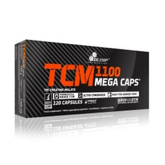 Olimp TCM Mega Caps 1100 120 капсул