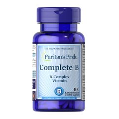 Puritan's Pride Complete B 100 капсул