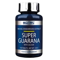 Scitec Super Guarana 100 таб