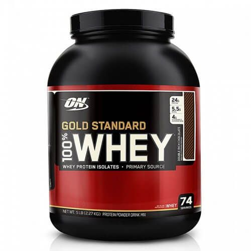 ON 100% Whey Gold Standard 2273 Грамм