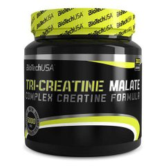 Biotech USA Tri-Creatine Malate 300 грамм