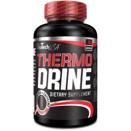 BioTech USA Thermo Drine 60 капсул