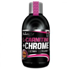 Liquid L-Carnitine + Chrome 500 мл, Грейпфрут