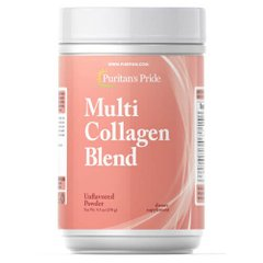 Puritan's Pride Multi Collagen Blend 270 грамм