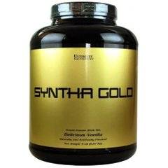 Ultimate Nutrition Syntha Gold 2270 грамм, Ваниль