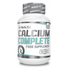 Biotech USA Calcium Complete 90 капс