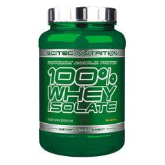 Scitec 100% Whey Isolate 700 грам, Ваніль