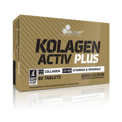 Olimp Kolagen Activ Plus Sport Edition 80 таб