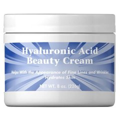 Puritan's Pride Hyaluronic Acid Cream 226 грамм